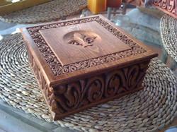 Fleur De Lis box