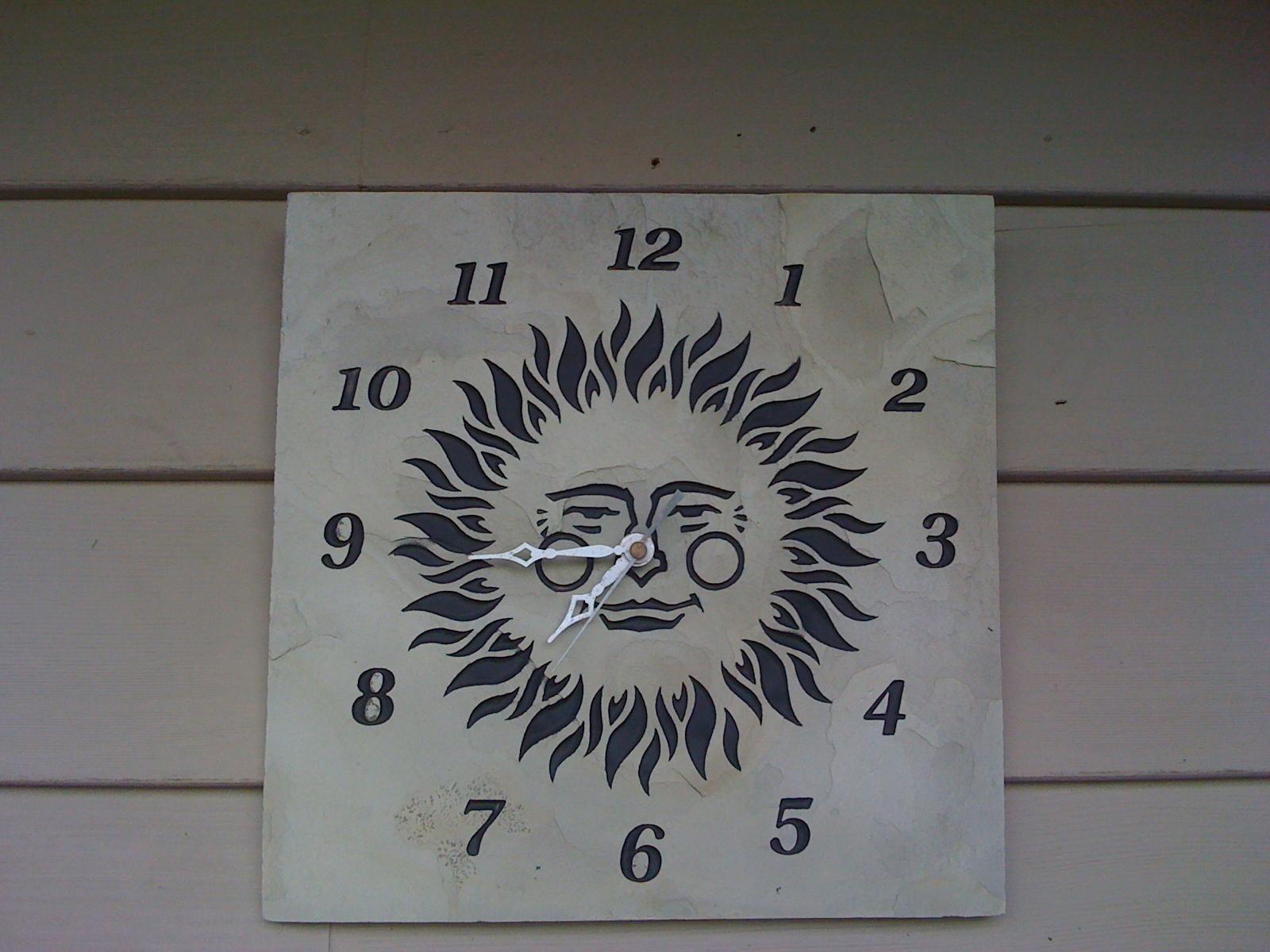 clock]