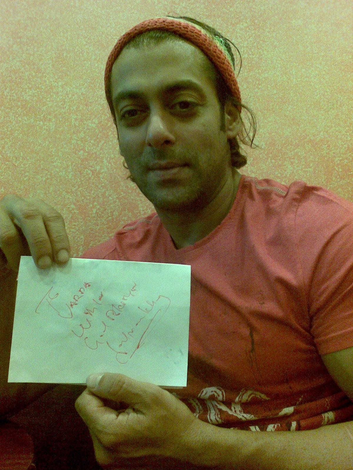 Salman Bhai
