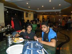 Saif Sir In IPL 2012