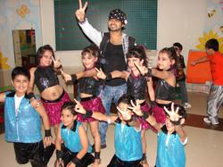 Saif Creations kidz with Saif Sir