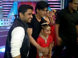 Saif Sir & SRK