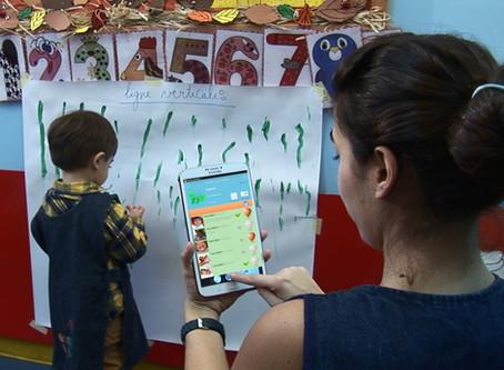 How a mobile app can be a teacher's best friend !