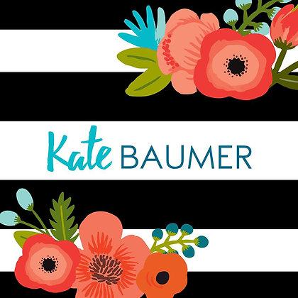 Kate Baumer Debut Album (Physical CD)