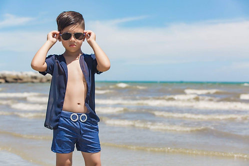 Denim & Diamond Him Swimwear Set