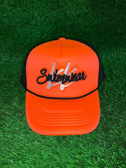 Kk Swimwear Neon Hat