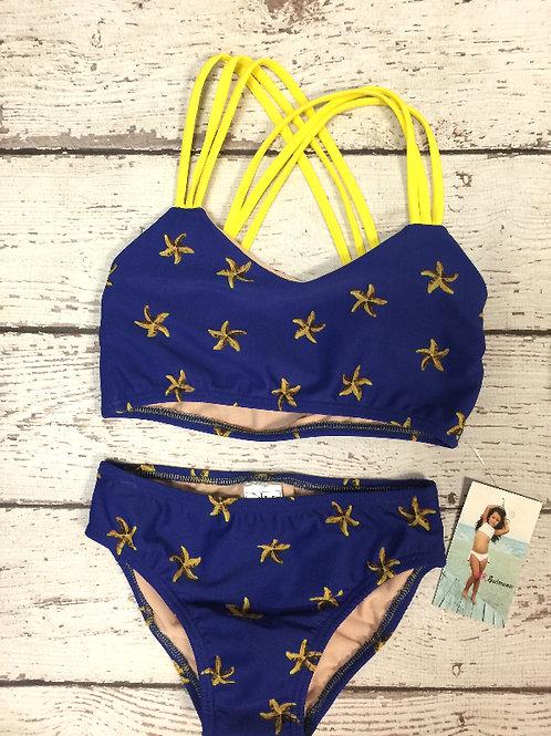 2 PC Starfish Bikini