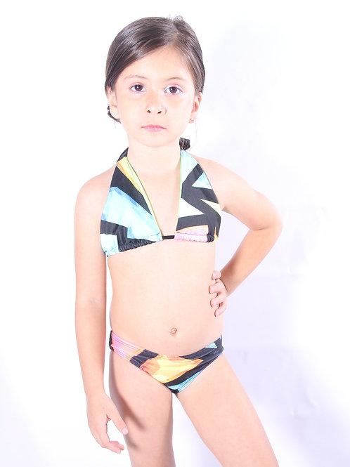 2 PC 1980s Bikini