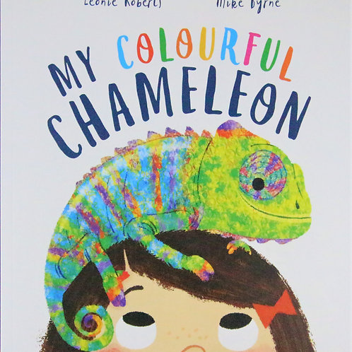 My Colourful Chameleon by Leonie Roberts