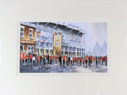 Anfield watercolour
