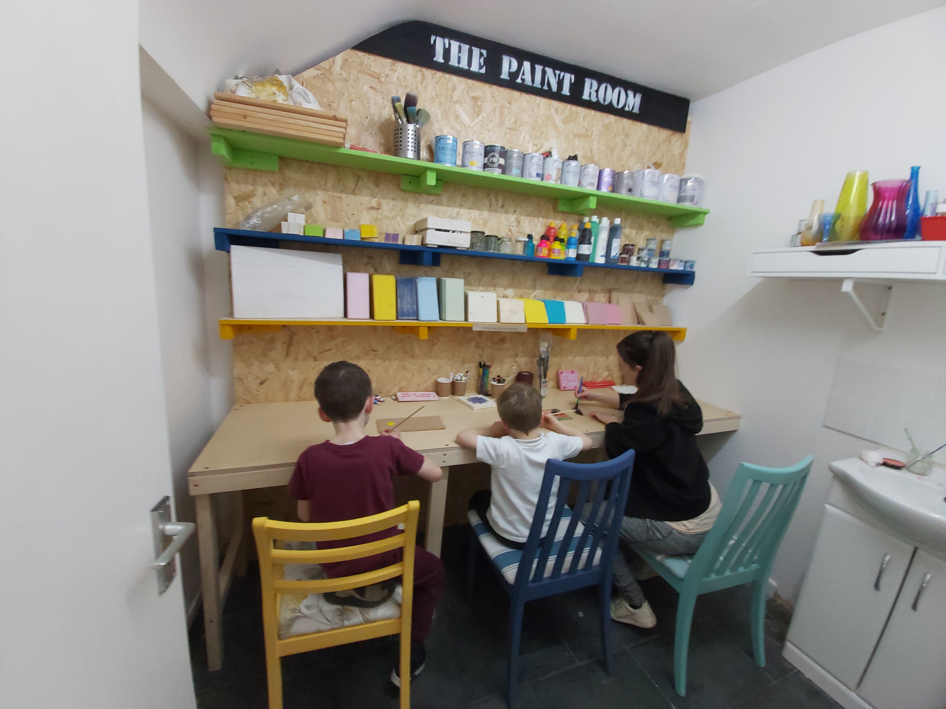 The Paint Room