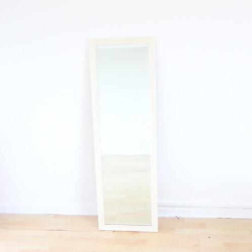 Cream Rectangle Mirror