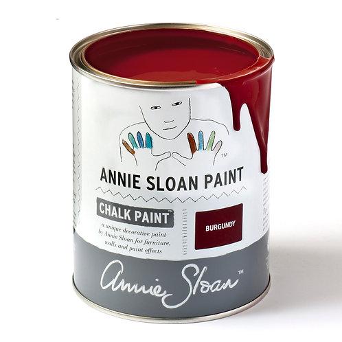 Annie Sloan Chalk Paint Burgundy