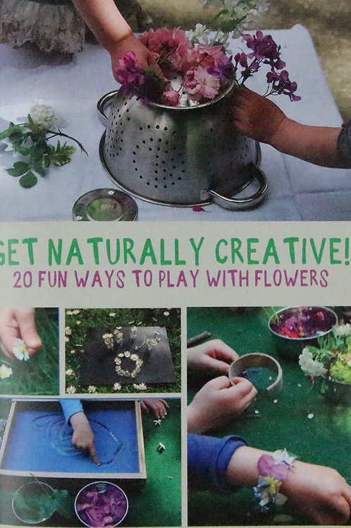 Get Naturally Creative with Flowers