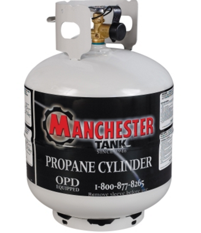 Propane for all your making needs