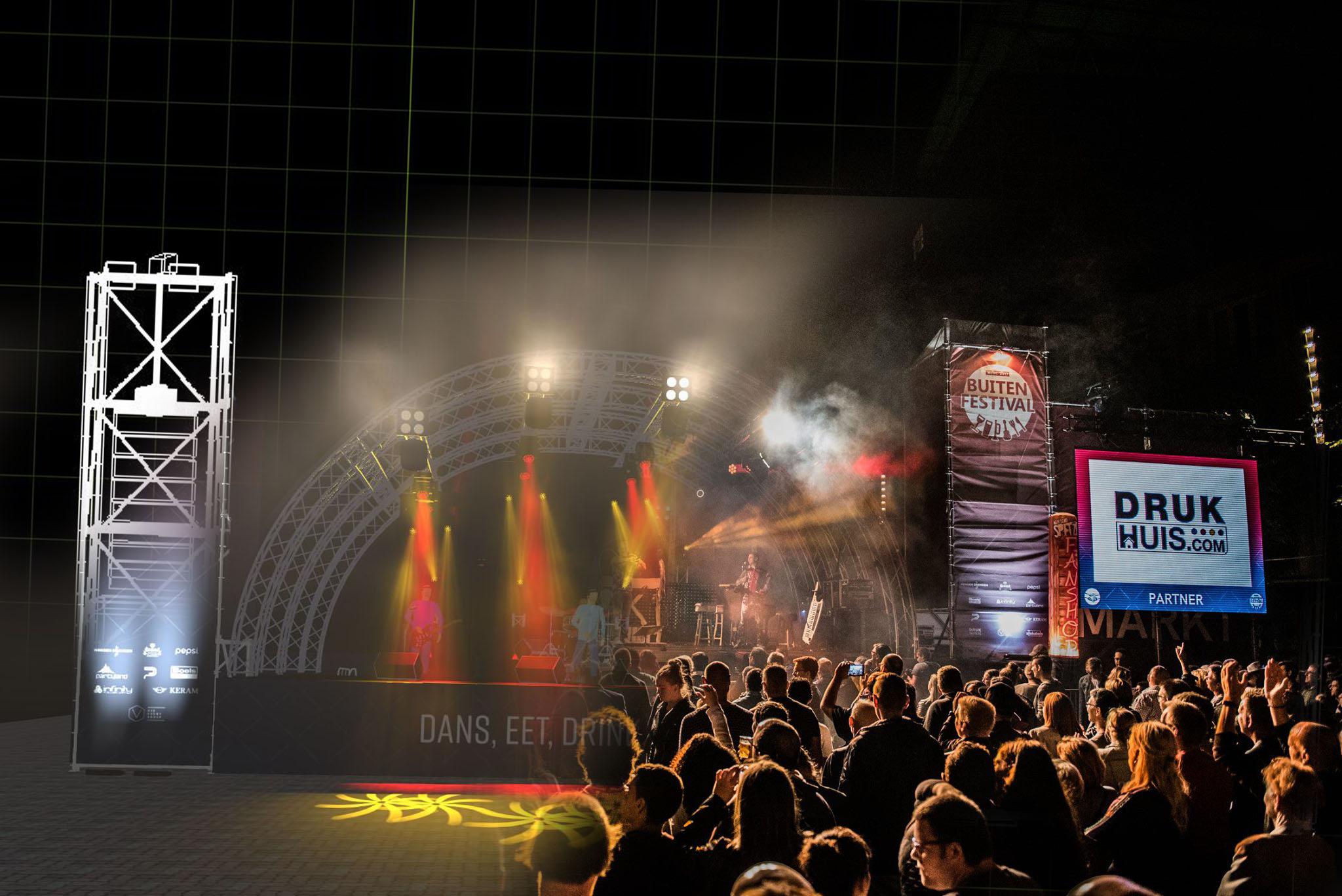WMC Buitenfestival 2017