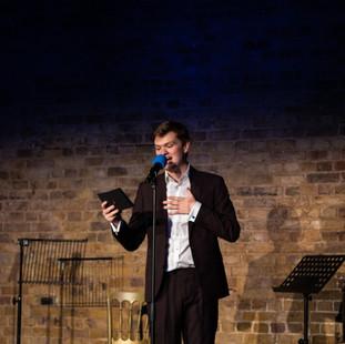 Dominic at Union Theatre
