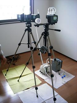 空気質測定(アクティブ法)