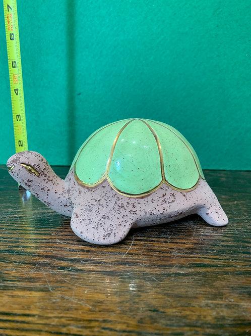 Gold Turtle