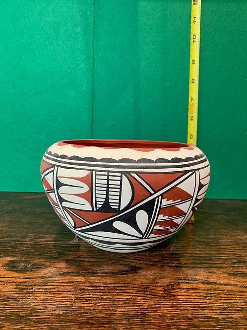 Jemez Pueblo Medium Bowl