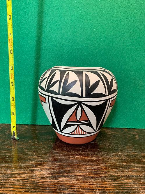 Old Laguna Pueblo Wall Vase