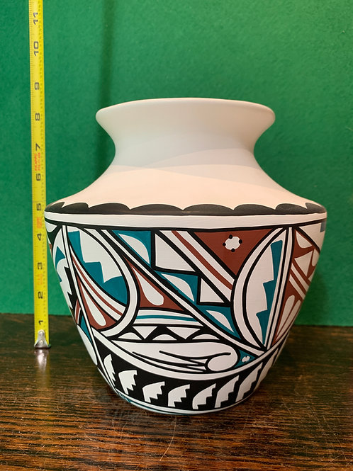 Arrow Pot Native American Design