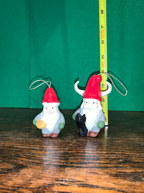 Pair Tomte and Viking
