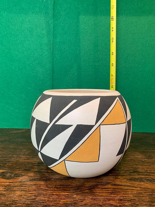 Hand formed Navajo Bowl