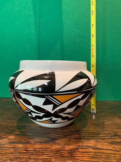 Glazed Old Laguna Pueblo Zuni Pot