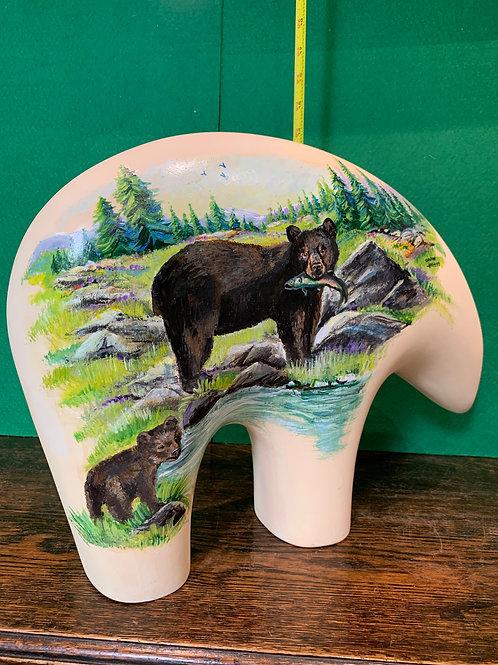 Sharon Higgins Large Bear