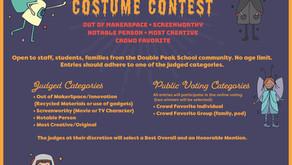 DPS Community Costume Contest/Concurso de disfraces de la comunidad de Double Peak