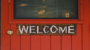 Welcome!/ ¡Bienvenidos!