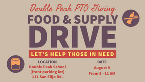 Food/Supply Drive