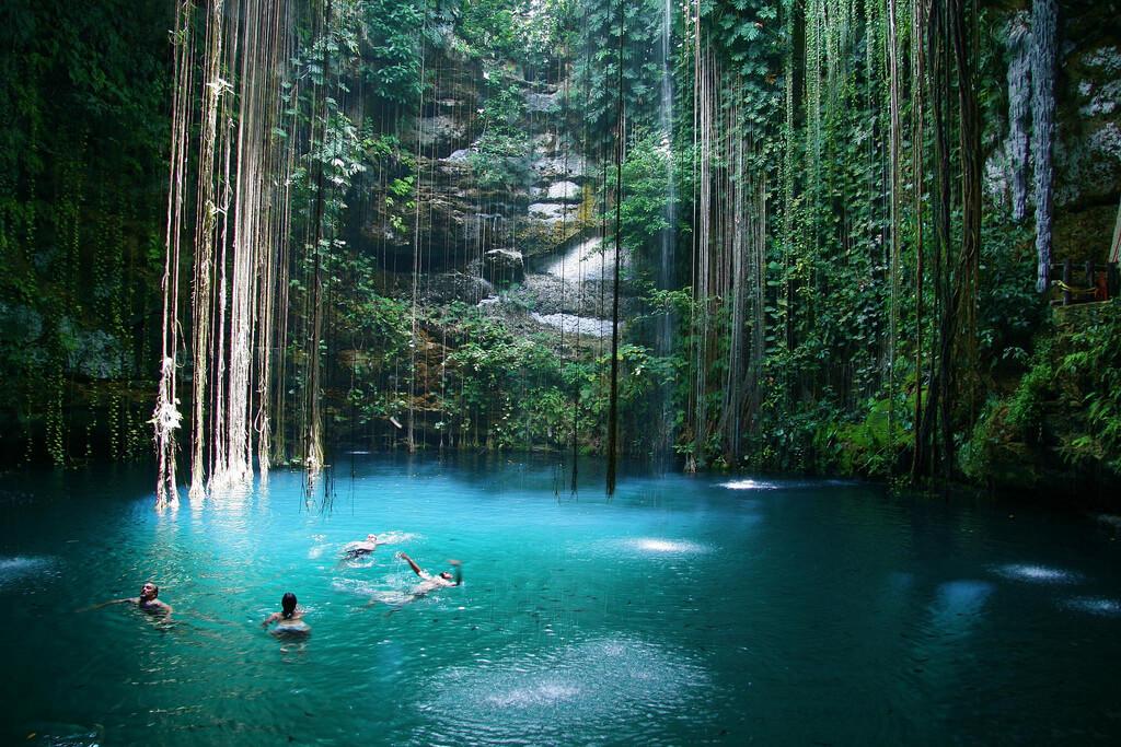 cenote-ik-kil-yucatan-mexique-3