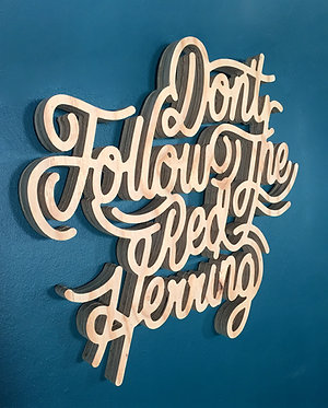 Don't Follow The Red Herring