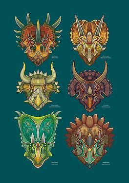 Ceratops Dinosaurs