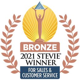 Coil wins the Bronze Stevie Award in Sales & Customer Service