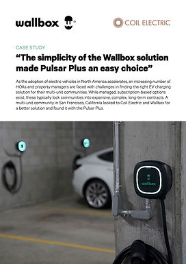 The EV Solution for Multi-Unit HOA & Property Managers