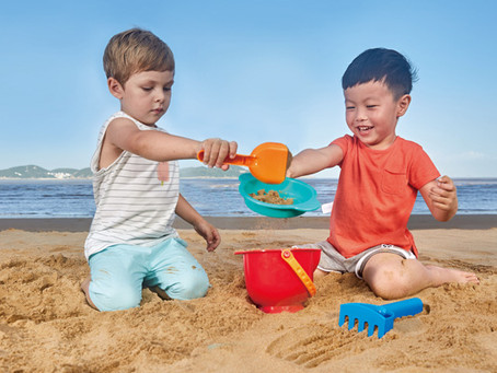 SANDSPIELZEUG MADE IN GERMANY