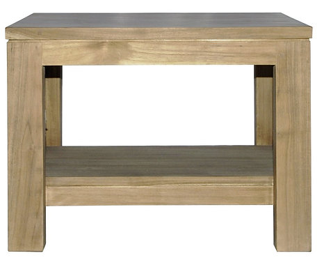 Table basse en teck Natural