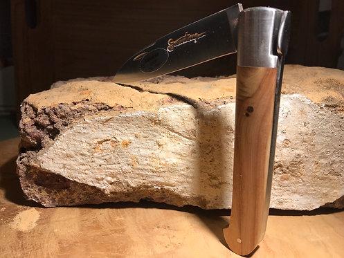 Couteau pliant Sauveterre genévrier 1 mitre