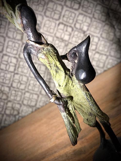 """Petit bronze de Ouagadougou """"S04"""""""