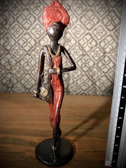 """Petit bronze de Ouagadougou """"S07"""""""