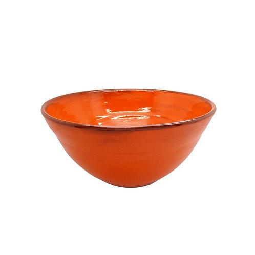 Petit saladier orange