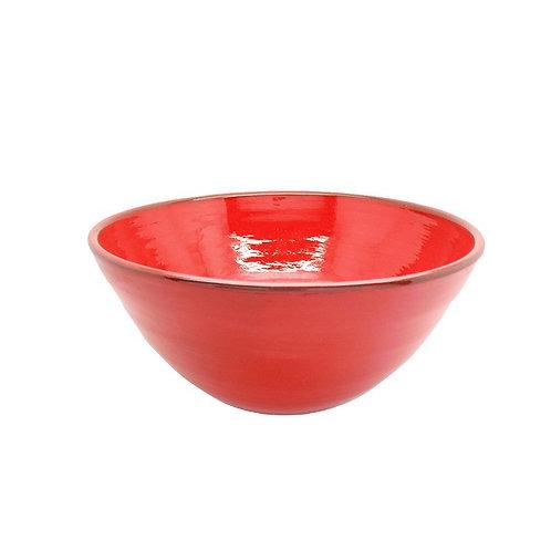 Petit saladier Rouge