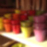 Vaisselle d'aubagne à la Crécelle