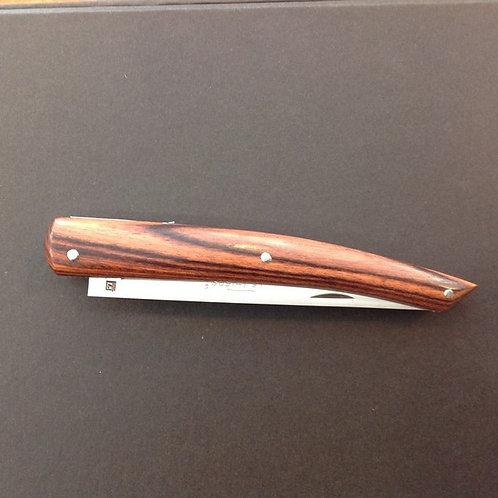 Couteau pliant Thiers bois de violette
