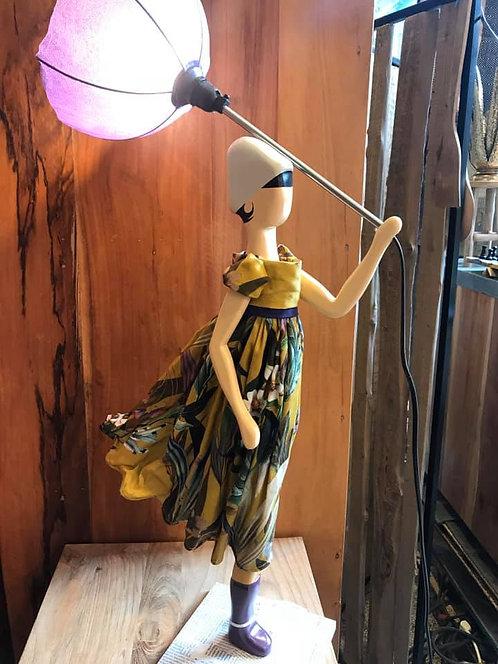 Lampe parapluie Vilia