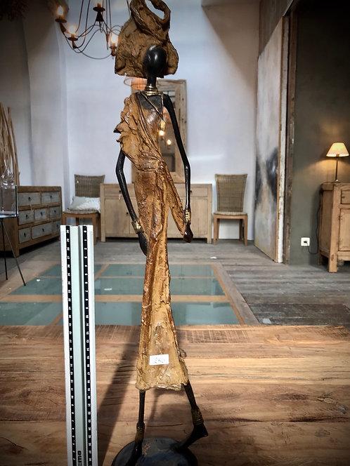 "Très grand bronze de Ouagadougou ""Xl01"""