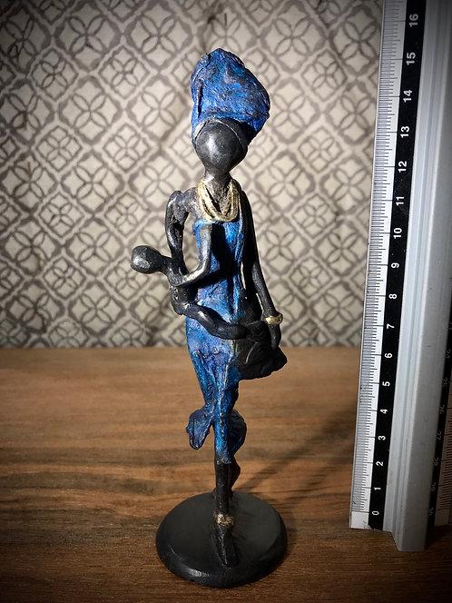 """Petit bronze de Ouagadougou """"S08"""""""